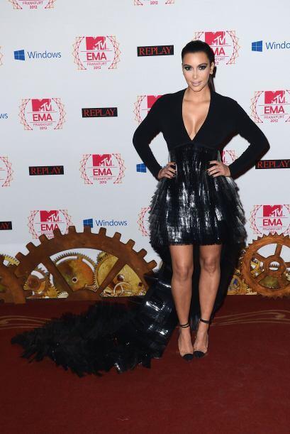 El glamour siempre la ha caracterizado en sus últimas apariciones por la...