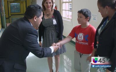 Encuentros con padres e hijos en las escuelas