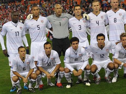 La selección de Estados Unidos apostará a la experiencia e...
