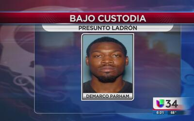 Identifican a los presuntos ladrones involucrados en un robo a mano arma...