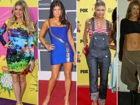 La famosa ha impuesto moda y con sus 'looks' nos ha dejado claro qu&eacu...