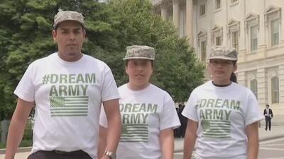 Republicanos rechazan una enmienda que le daría green cards a Dreamers