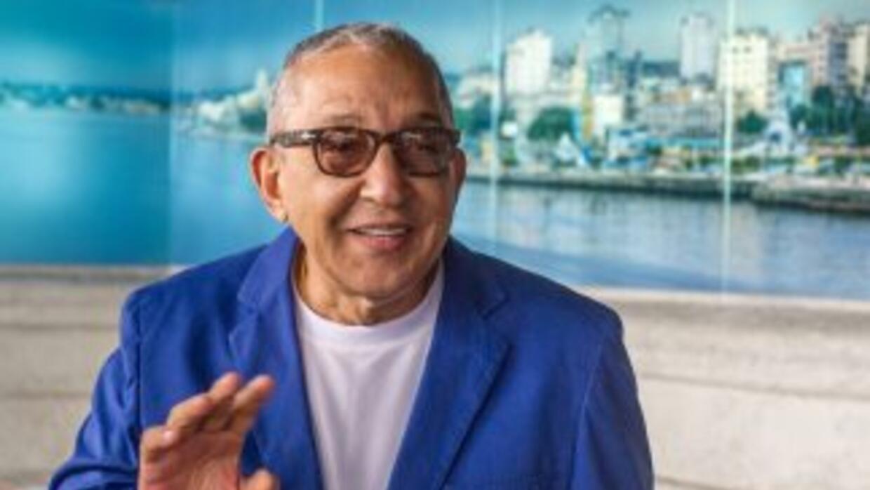 El músico Juan Formell murió a los 71 años en La Habana, Cuba. Fue líder...