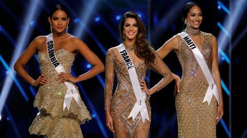 Colombia vuelve a perder la oportunidad de ganar la corona de Miss Unive...