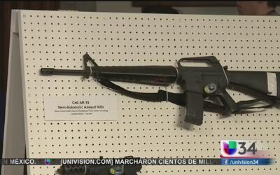 Nuevas tácticas contra crímenes con armas de fuego