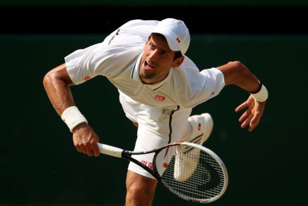 Murray y Djokovic se enfrentaron en una final de Grand Slam por tercera...