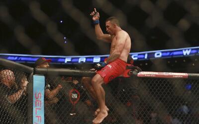 Werdum tampoco aparecerá en UFC 196