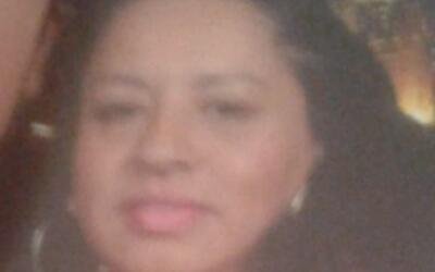 María González está desaparecida desde el pasado me...