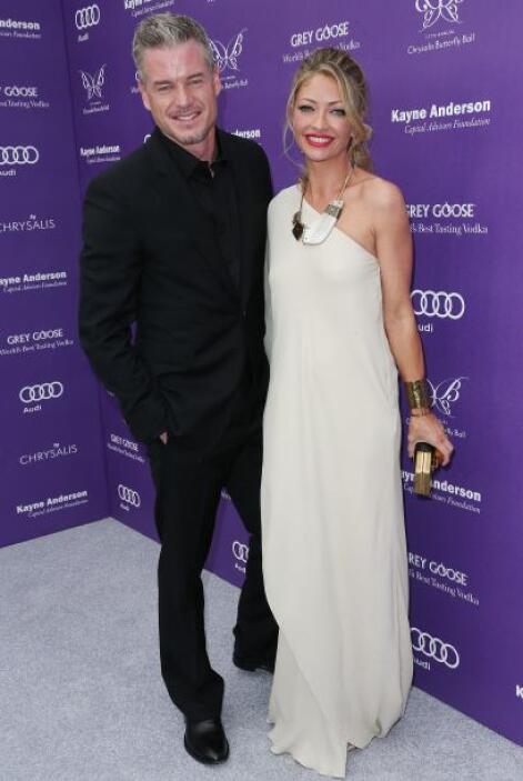 Gayheart ahora es más conocida por ser la esposa desde 2004 del actor Er...