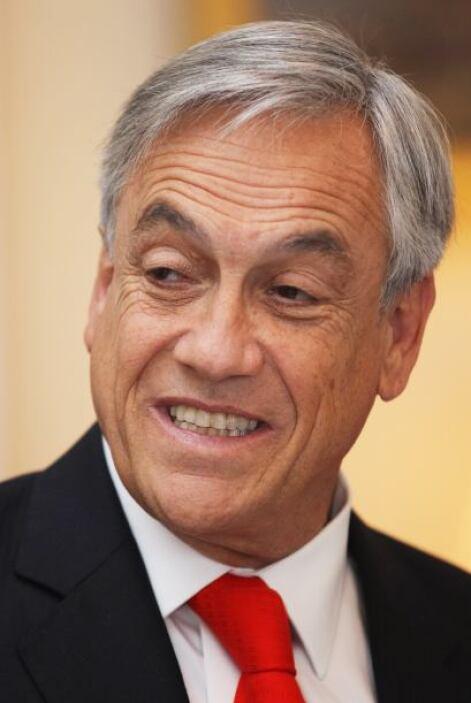 Piñera dijo en Londres que Chile está decidido a mejorar la seguridad en...