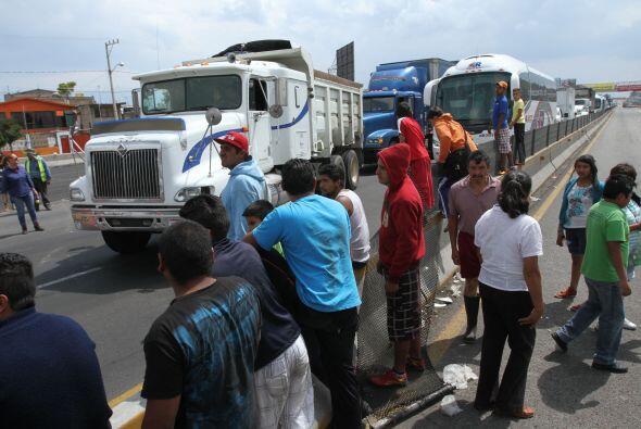 Respecto a los servicios en calles y avenidas, tan sólo 21.8% de los mex...