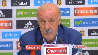 Del Bosque analiza su convocatoria