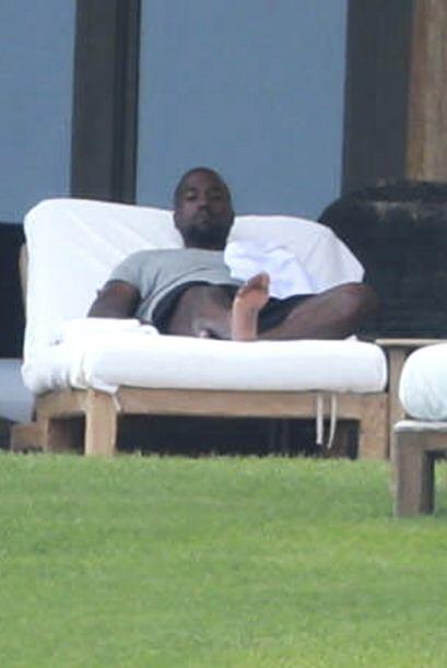 A Kanye también le ha caído de maravilla.Mira aquí los videos más chismo...