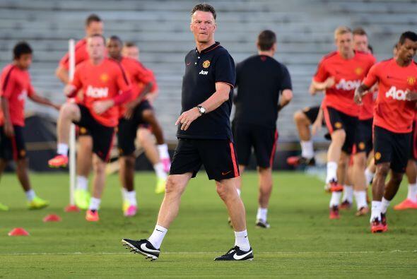 Otro detalle que se ha dejado a un lado en el Manchester United es el ap...