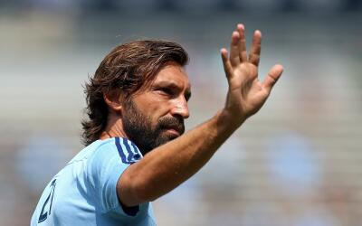 Debut de Andrea Pirlo con New York City FC