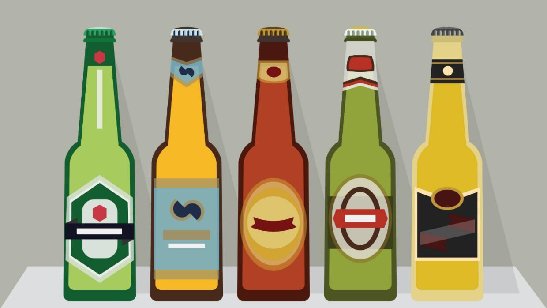 3 cervezas del mundo