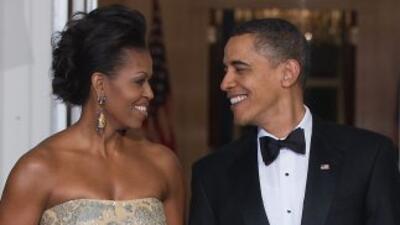 Tanto el presidente Barack Obama como su esposa Michelle tuvieron gananc...