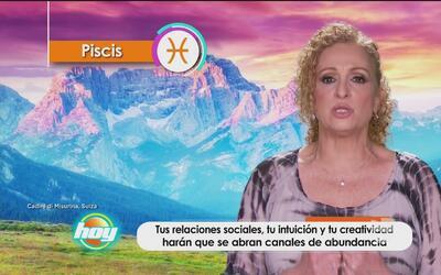 Mizada Piscis 26 de octubre de 2016