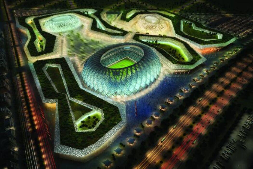 Se llamará Al-Wakrah Stadium (Al-Wakrah) y podrá albergar un total de 45...