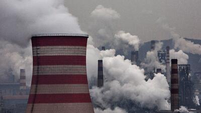Estiman una ligera bajada de las emisiones mundiales de CO2 en 2015 Gett...