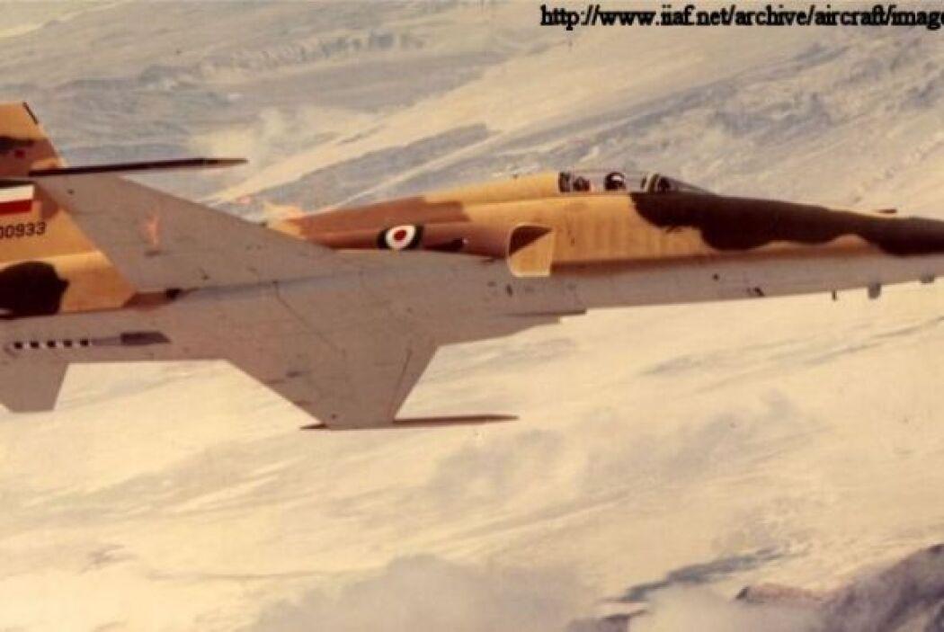 16- La Fuerza Aérea de Irán sumó el 22 de septiembre de 2009 siete falle...