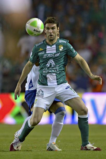Mauro Boselli (10).- Al igual que hace seis meses, Boselli anotó...