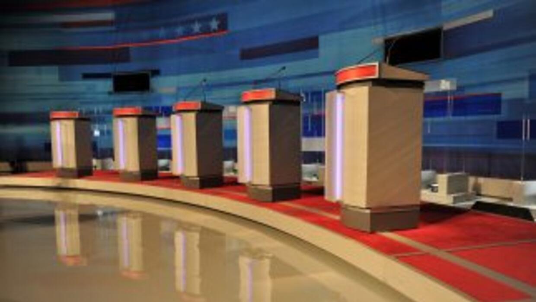 Latinos reclaman más debates demócratas