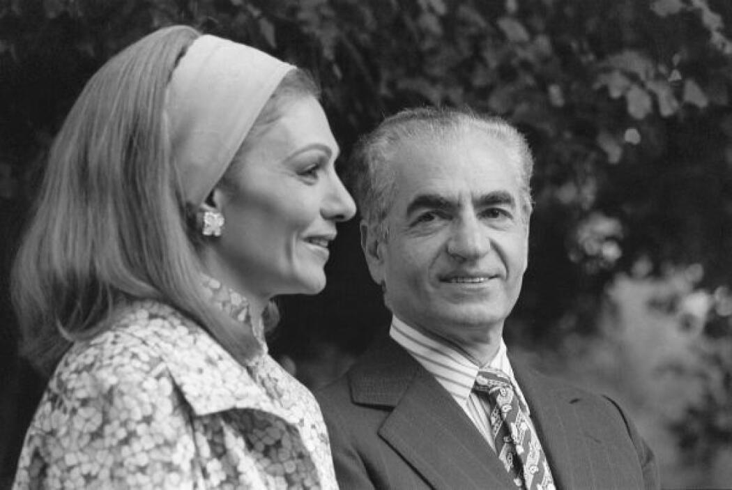 "Mohamed Reza Palhevi, ex Sha de Irán  Otro asilo que fue ""incomodo"" en e..."
