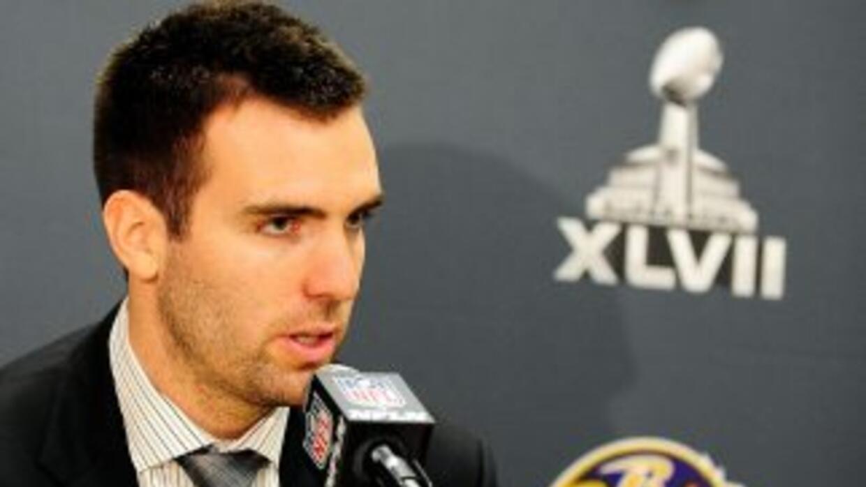 Joe Flacco dejó muy claro que no le gusta la idea de un Super Bowl jugad...
