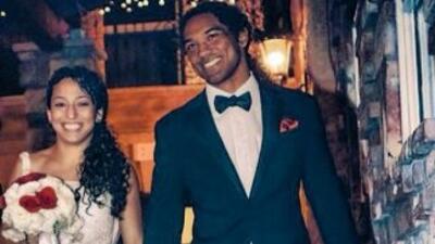 Henderson se casó con su novia. (Foto Instagram)
