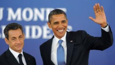 Ambos mandatarios se reunieron durante la Cumbre del G-20, de la que el...