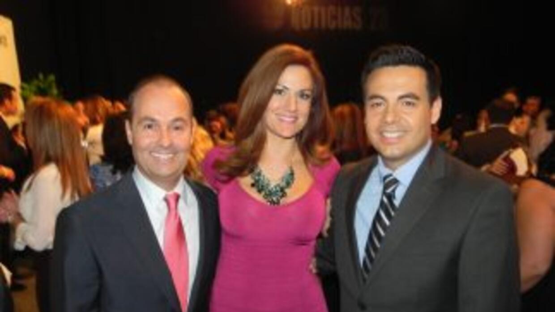 El vicepresidente y gerente general de Univision 23 y Telefutura 69 Mike...