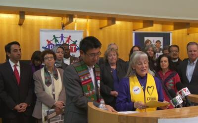 Se comprometen a defender los derechos de los inmigrantes en California