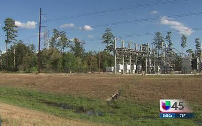 Alerta por amenaza de ataque eléctrico en Houston