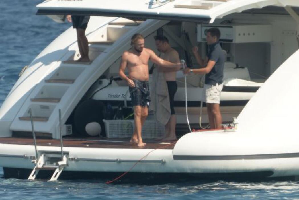 ¡Arrivederci DiCaprio!