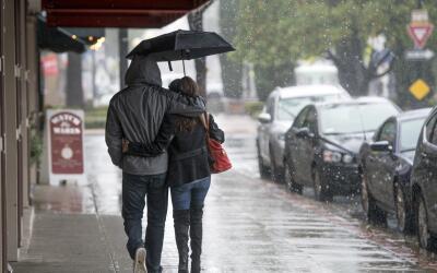 El Servicio Meteorológico Nacional anticipa fuertes lluvias en el...