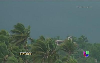 Los avances del huracán Cristobal con Jackie Guerrido
