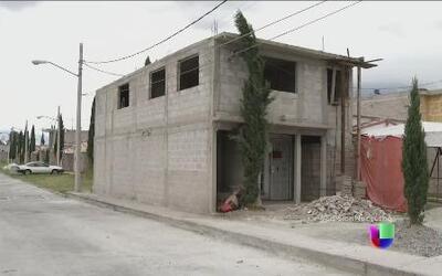 Un pueblo fantasma cerca de la capital mexicana