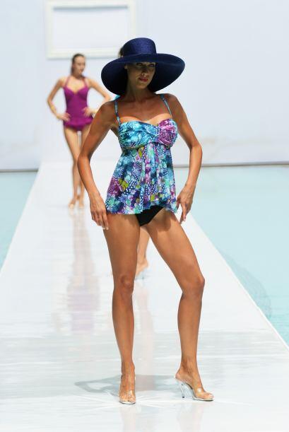 Para una versión muy 'fashion' está aquel con 'top' diferente a la braga...