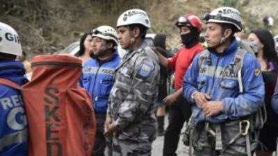 Ecuador fue remecido el martes por un sismo de magnitud 5.1, con epicent...