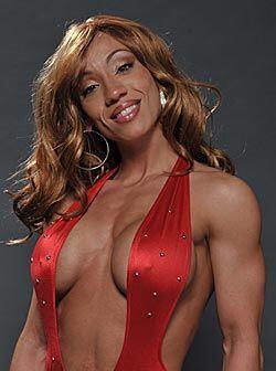 A ella le encanta sonreír cuando practica boxeo y también cuando se encu...
