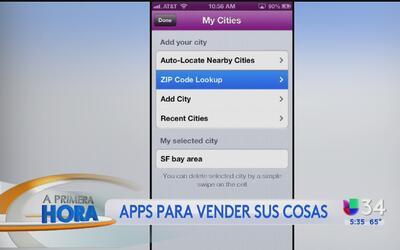 Apps para vender las cosas que ya no usa