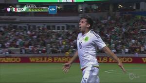 Enorme gol de Héctor Herrera para empatar el partido a tres
