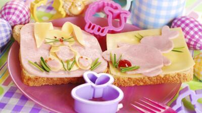 Las comidas saludables para niños no tienen por qué ser aburridas.