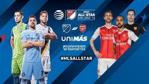 Todo lo que debes saber del Partido de las Estrellas de la MLS