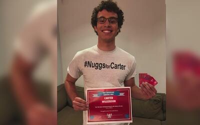 Con el tweet más retuiteado de la historia, un joven logra nuggets grati...
