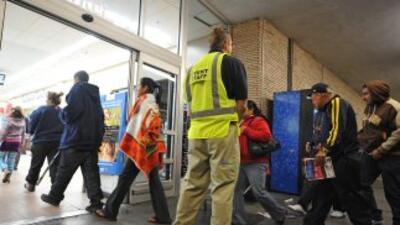 Los vendedores concentran mucha atención en la seguridad, pues en la euf...