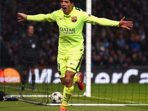 Barcelona dio un paso importante en búsqueda de los cuartos de fi...