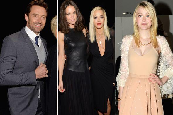 Arrancó el 'Fashion Week' de Nueva York y estos han sido los famosos que...