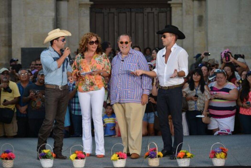 Para despedir el mes en San Antonio, Texas, Raúl de Molina tuvo varios i...